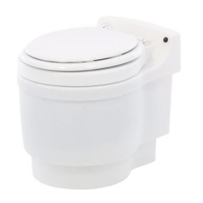 Delightful Laveo Dry Flush Chemical Free Odorless Portable Lightweight Electric  Waterless Toilet DF1045   The Home