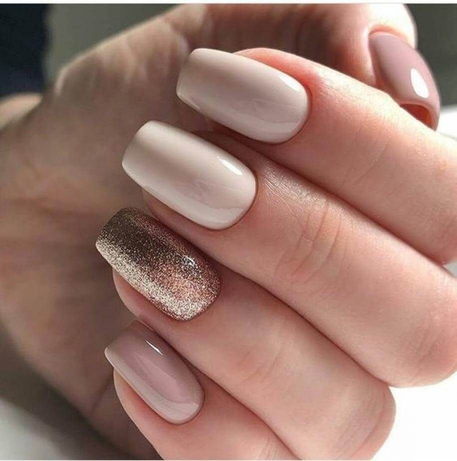 50 Simple Elegant Nail Ideas To Express Your Personality Wedding