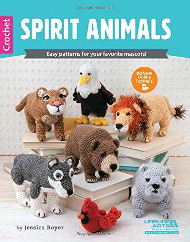 Spirit Animals - Crochet your spirit! | Crochet Envy | Pinterest ...