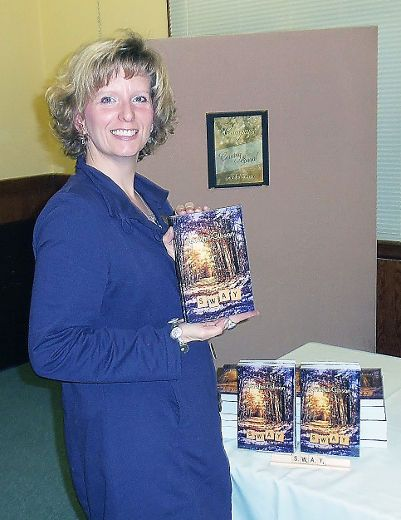 Warkworth author celebrates release of her debut novel Sway. The Community Press