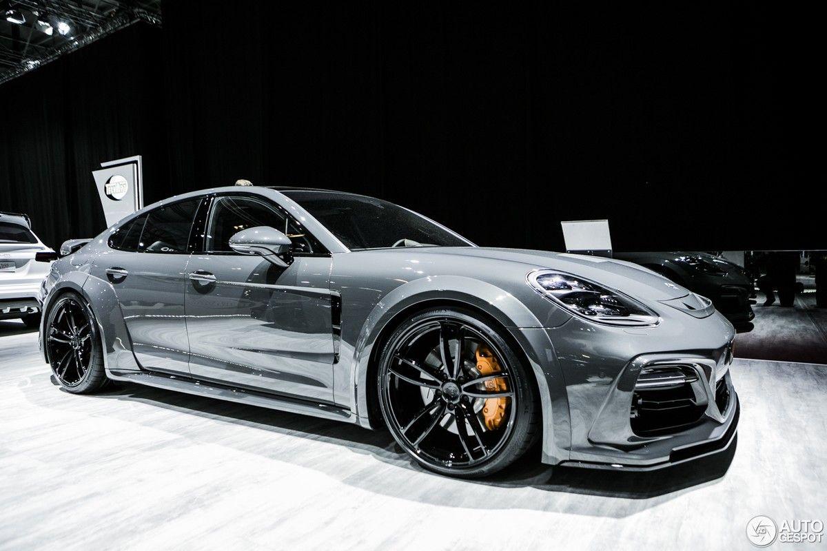 Geneva 2017 Porsche Panamera Techart Grand Gt Porsche Panamera Porsche Cars Custom Porsche