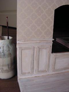 Seinä panelointi
