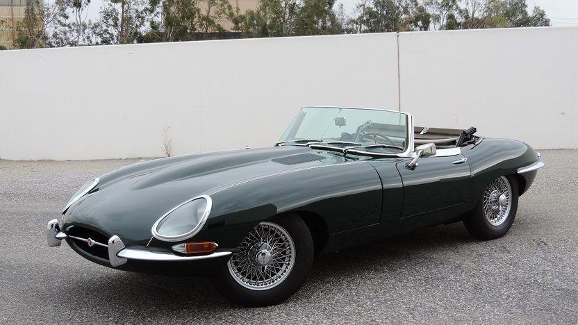 29++ 1963 jaguar e type 4k