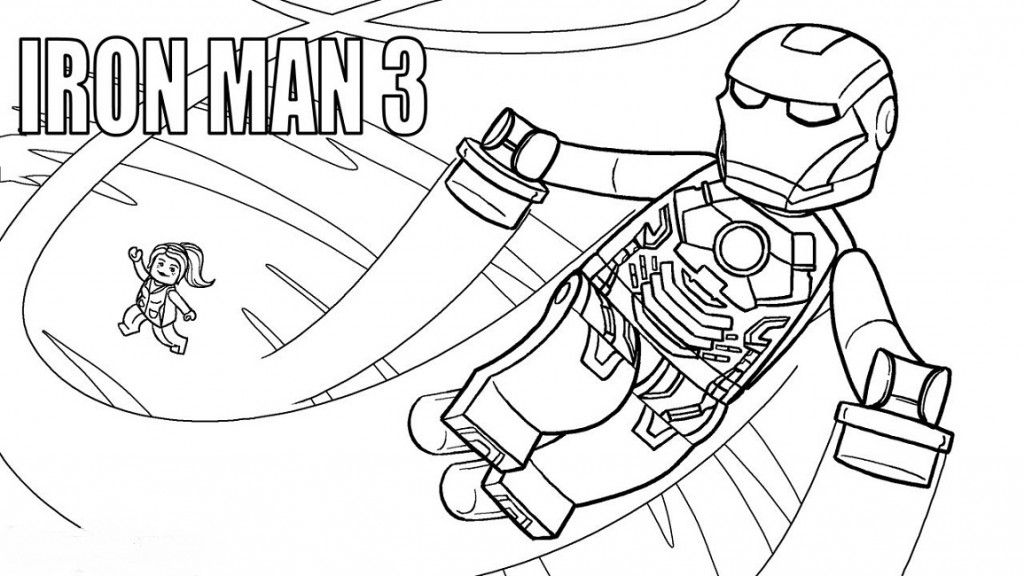 Lego Hero Coloring Pages Superhero Coloring Pages Avengers