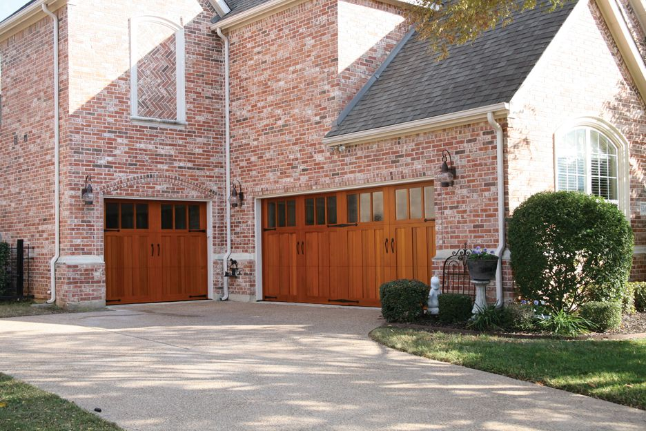 Impression Collection™ garage doors are insulated  which can diminish street noise and increase energy & Impression Collection™ garage doors are insulated  which can ...