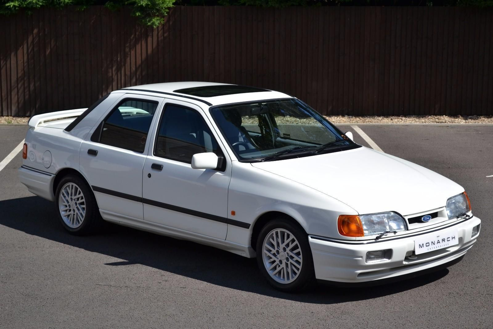 This 1988 Ford Sierra Rs Cosworth Saphire Is On Ebay Ford
