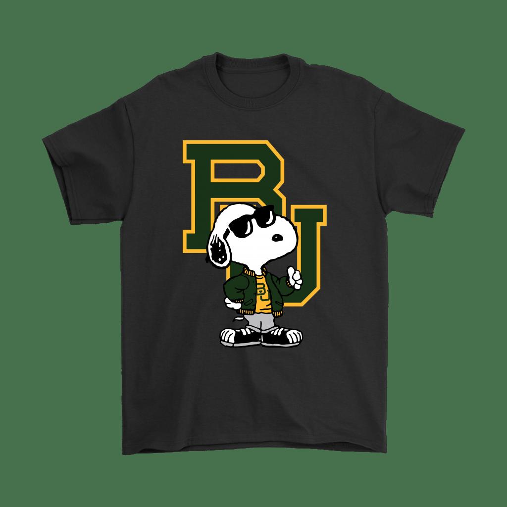 Snoopy Joe Cool To Be The Baylor Bears NCAA Shirts in 2020