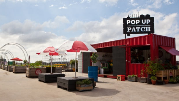Pop up patch melbourne created on top of a parking garage there pop up patch melbourne created on top of a parking garage 140 diy veggie plots for residents and local restaurants alike solutioingenieria Gallery