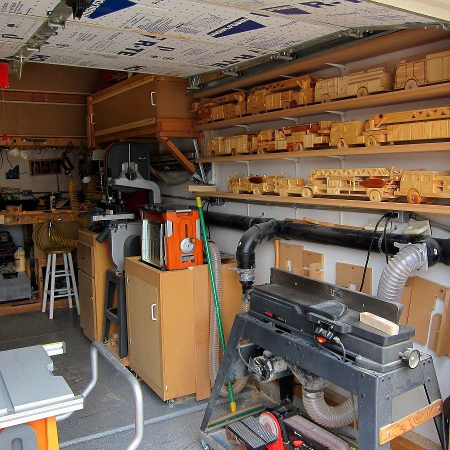 50 Woodworking Shop Layout Designs No 704 Small Woodworking Shop