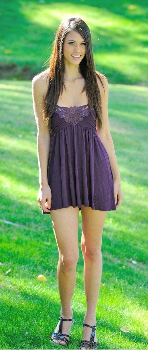 dress tiffany thompson Long