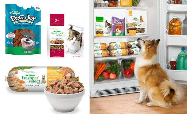 Freshpet makes all natural fresh dogfood fresh catfood and freshpet dog food is an amazing treat for your canine chicken recipe with peas carrots and brown rice forumfinder Images