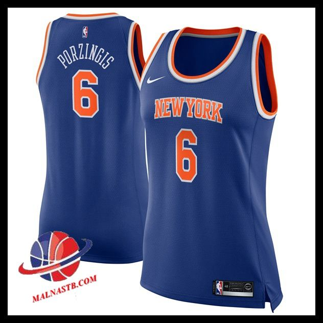 maillot nba pas cher chine, Maillot Du Basket NBA New York Knicks 2017