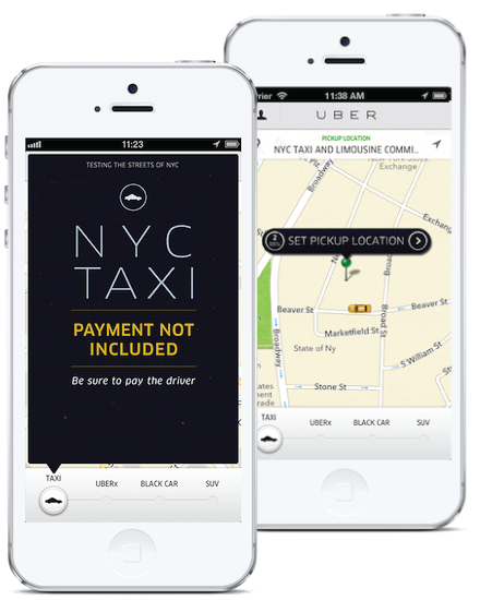 20130429 taxi email screenshots r2 UberTAXI returns to New York City, but in limited supply and with no automatic payments