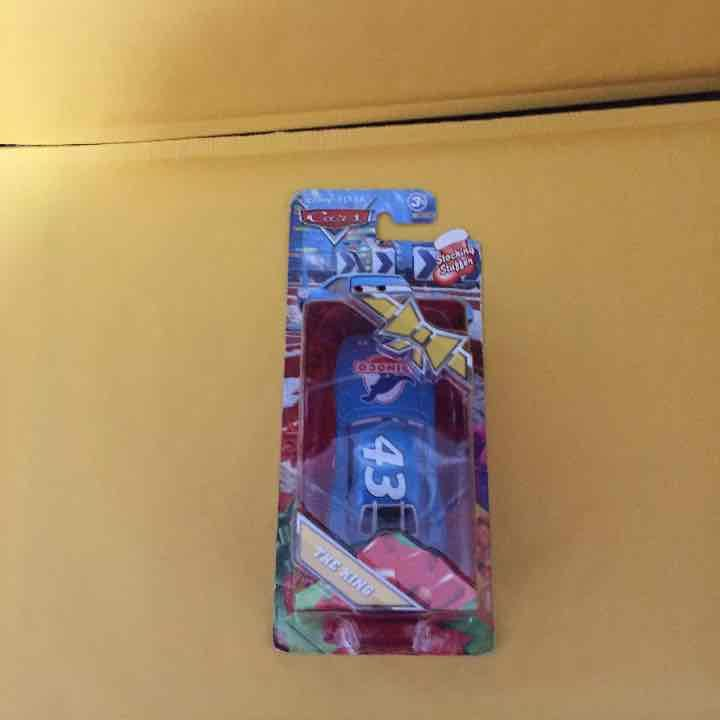 Cool item Disney Pixar Cars The King DieCast disney cars