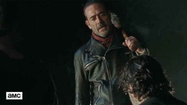 THE WALKING DEAD's Negan Is Included In TEKKEN 7's Season pass