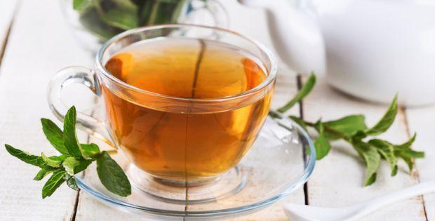 slimming ceai cu frunze de menta)