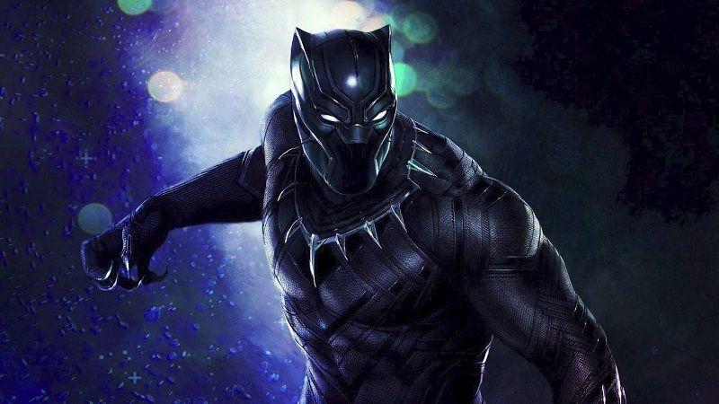 Black Panther Chiến Binh Bao đen Wakanda Superhero Wallpaper Hd Superhero Wallpaper Black Panther Marvel Black panther desktop wallpaper 4k