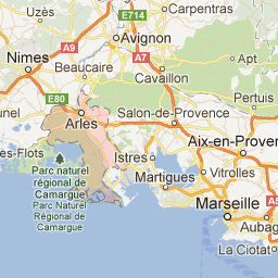South Of France Map Google.Arles France Google Maps The Camargue Was So Lovely