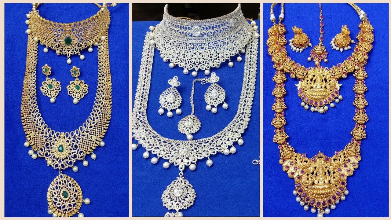 Bridal Jewellery Sets For Rent Wedding Jewellery Set In Tamil Coimbatore Wedding Jewelry Sets Bridal Jewelry Sets Bridal Jewellery Design