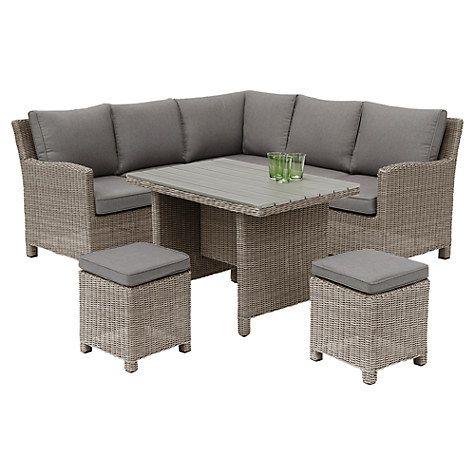 Buy Home 4 Seater Rattan 4 Effect Mini Corner Sofa At Argos Co Uk Visit Argos Co Uk To Shop Online For Garden Corner Sofa Garden Rattan Garden Furniture Home