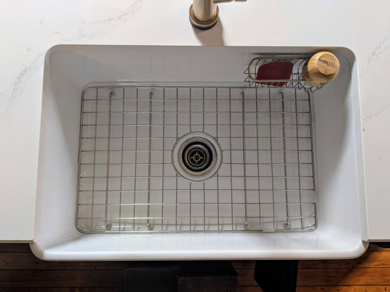 What They Don T Tell You About Those Kitchen Sink Grids Sink Kitchen Sink Sizes Sink Sizes
