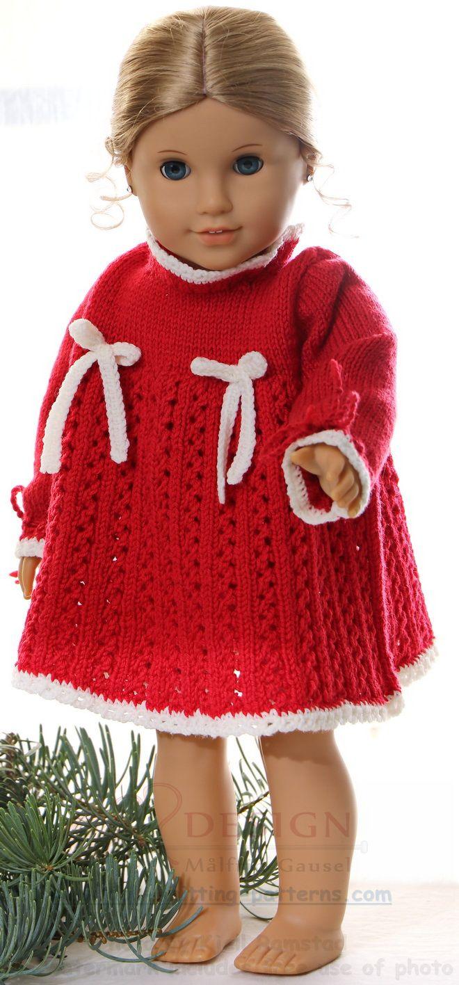 Strickanleitung-puppenkleidung - Machen Sie Ihre Puppe bereit für ...