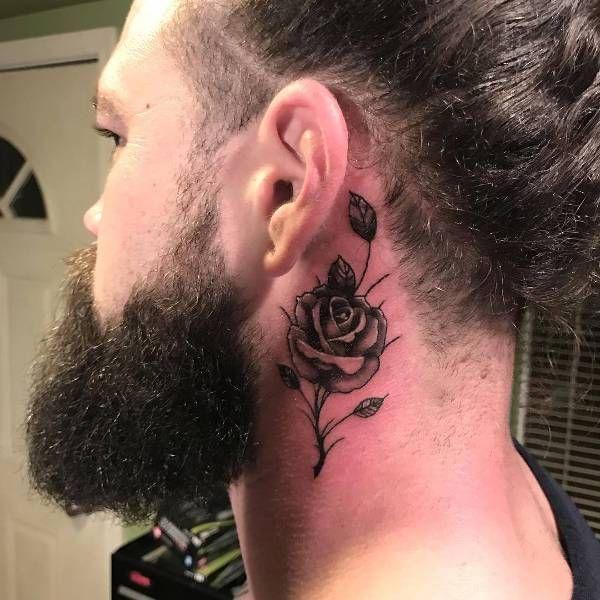 The 80 Best Neck Tattoos For Men Improb Neck Tattoo For Guys Small Neck Tattoos Best Neck Tattoos