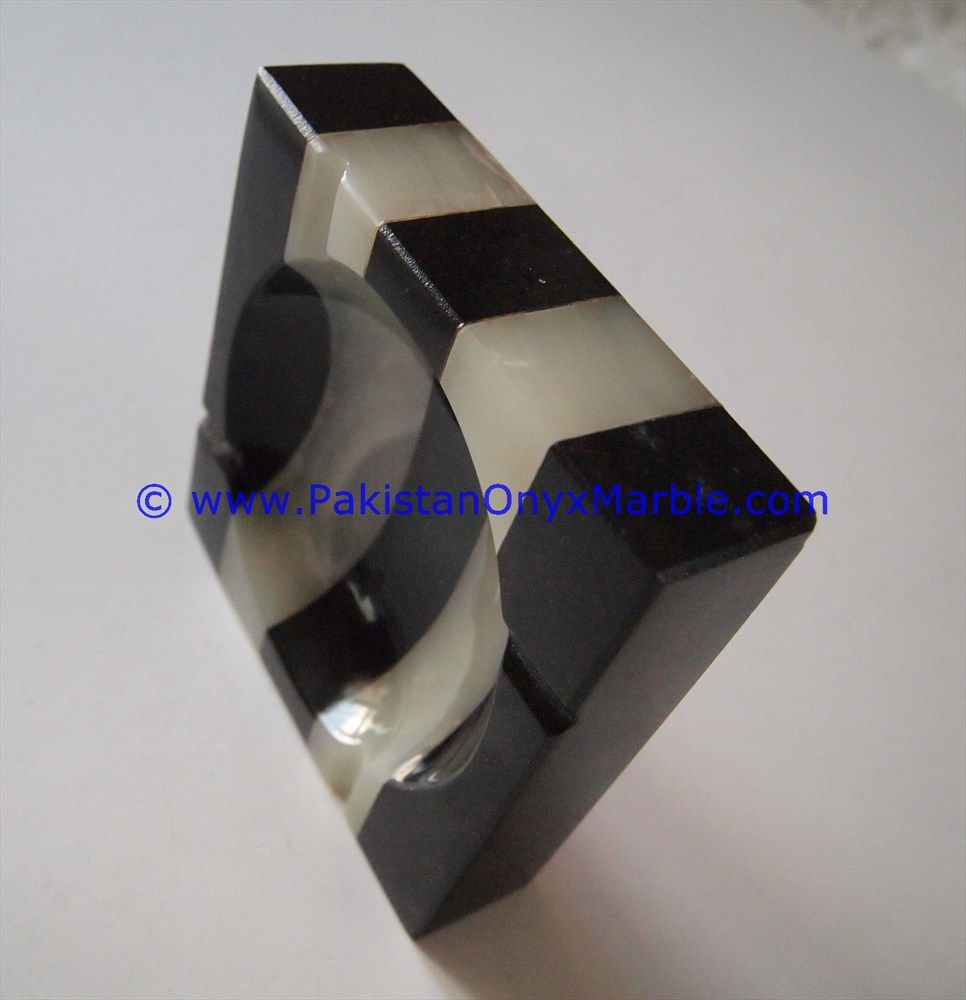 Pin By Pakistan Onyx Marble On Onyx Cigar Ashtrays White Onyx Black Marble Strips Onyx Handcarved Natural White Onyx Black Marble Cigar Ashtray
