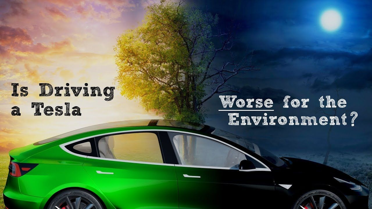 Is Driving a Tesla Model 3 Actually WORSE for the ...