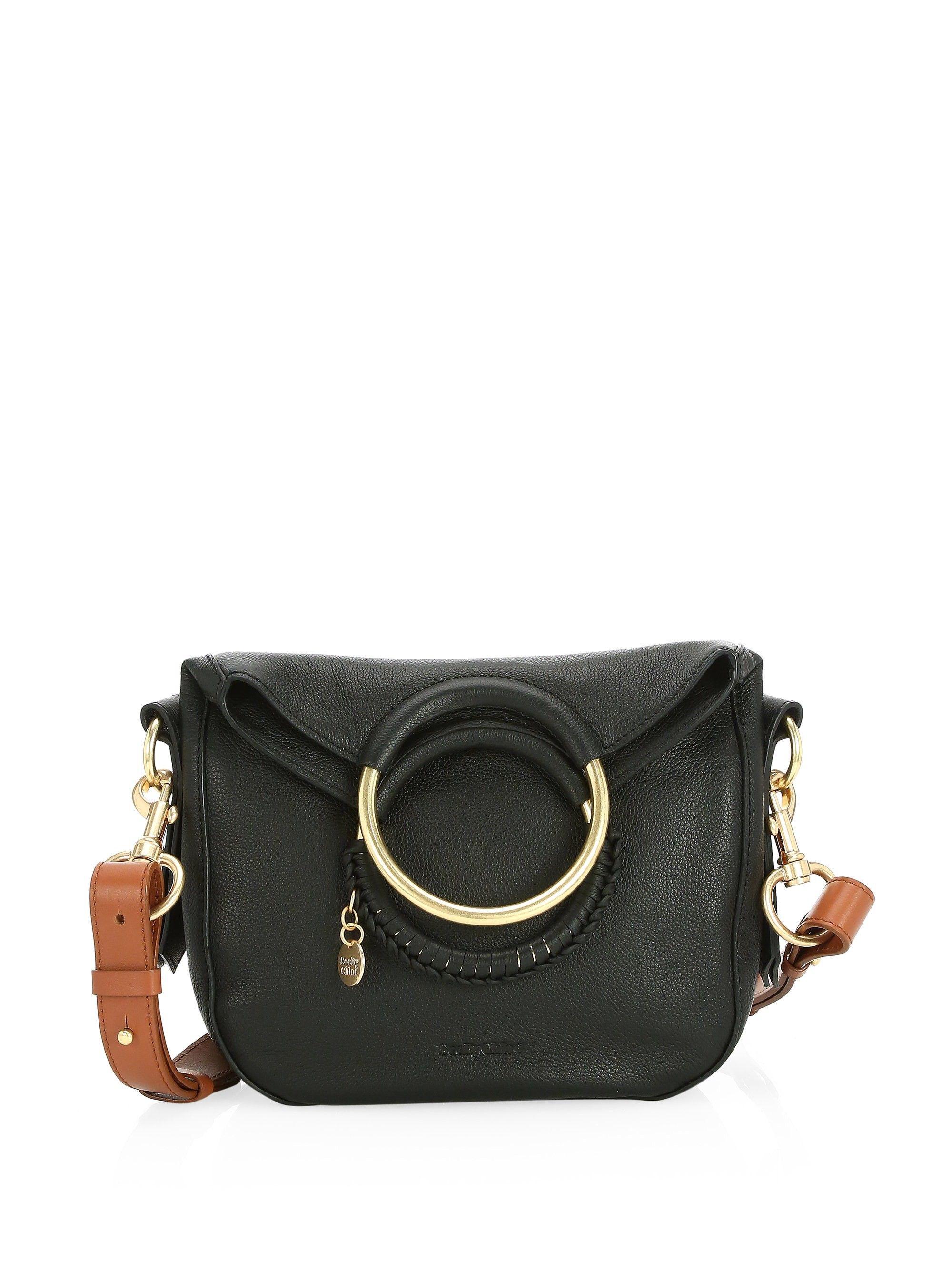 9efc81c65f See By Chloé Small Leather Monroe Bag - Black
