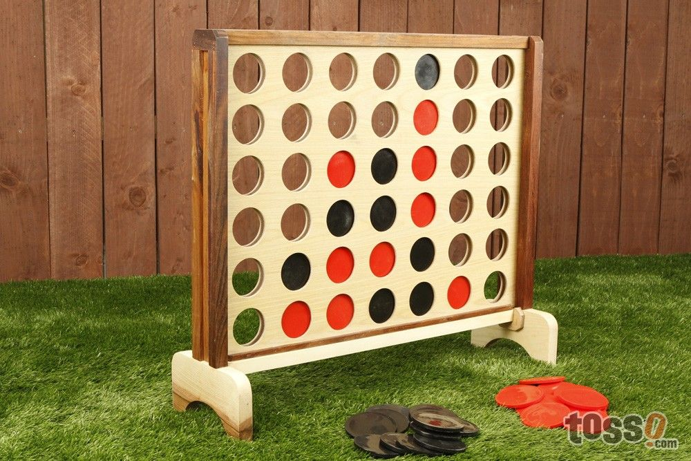 connect four diy gardens coins and 4 in. Black Bedroom Furniture Sets. Home Design Ideas