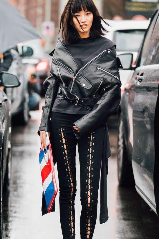 Die schönsten Street-Styles aus Paris / Mode-Trends / Mode / Vogue