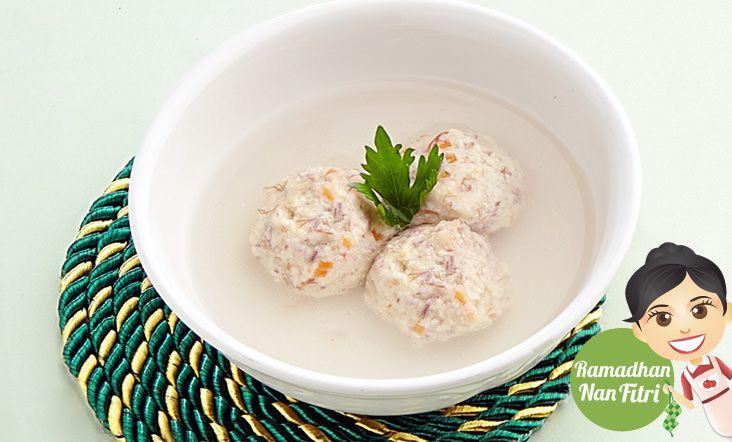 Sup Bola Tahu Kornet Resep Masakan Makanan Masakan