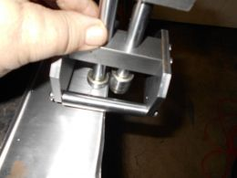 Sheetmetal Flange Bender