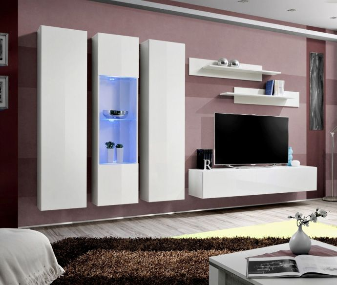 Idea C2 Meuble Tv Led Meuble Tv Moderne Mobilier De Salon Et