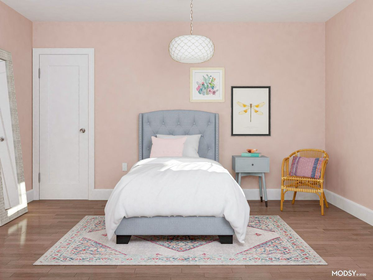 Bedroom rug size guide how to find the right rug for your