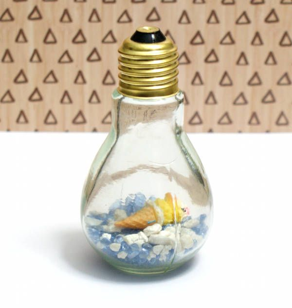 Easy Diy Light Bulb Aquarium Craft Ideas Pinterest Diy Diy