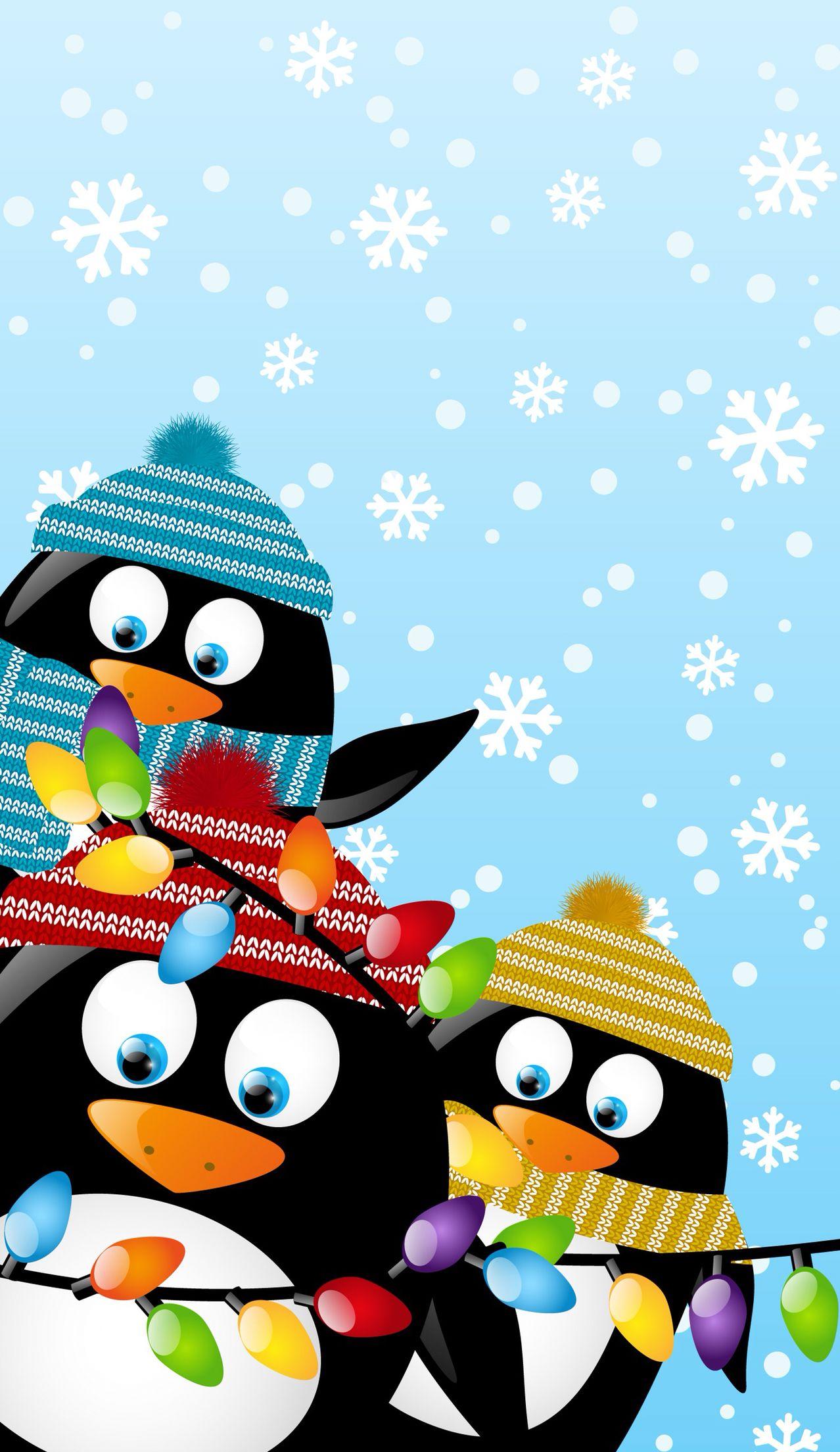 Save and set Christmas wallpaper, Christmas wallpaper