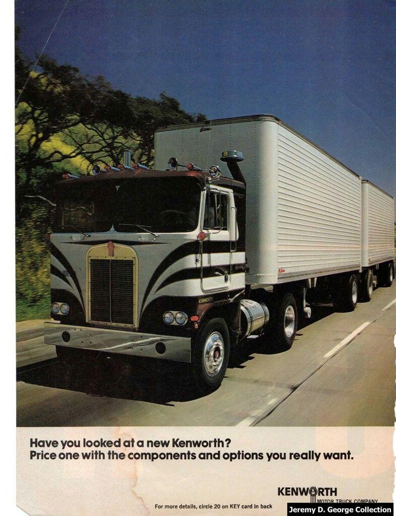 Pin By Will Leith On Semis Kenworth Big Rig Trucks Big Trucks