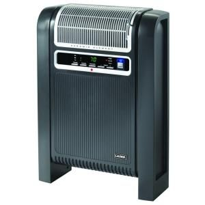 Lasko 1 500 Watt Electric Portable Cyclonic Ceramic Heater With Remote Control 760000 Ceramic Heater Space Heater Air Ionizer