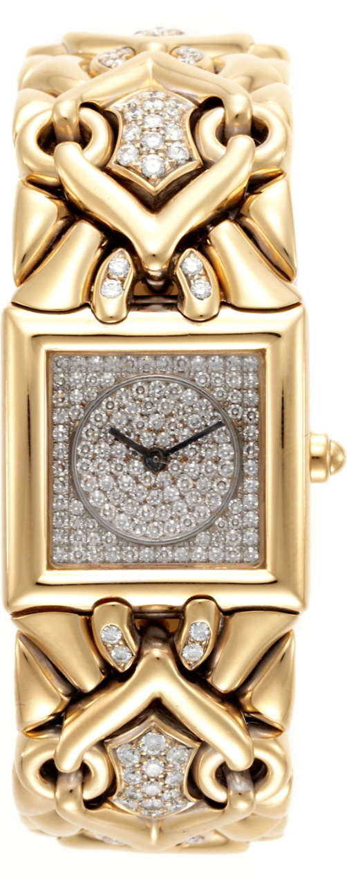 Bulgari, We need something to give us the time! In a grand way of course! TG