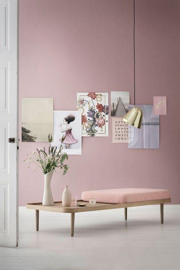 9 Fotos De Salas En Rosa. Accent Furniture. Salas Rosas