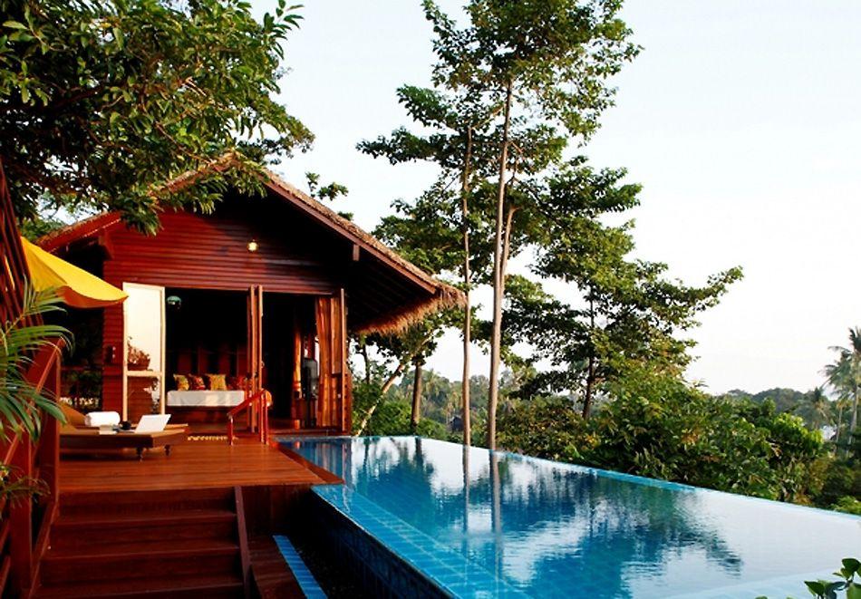 Cazeavola Luxury Beachfront Resort Phi Island Thailand