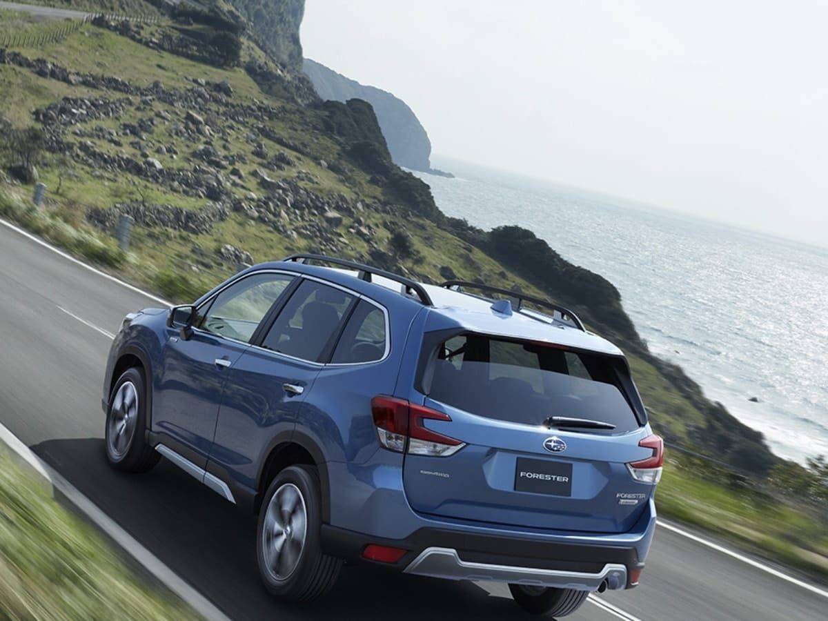 Subaru Forester 2020 Hybrid Check more at http//www