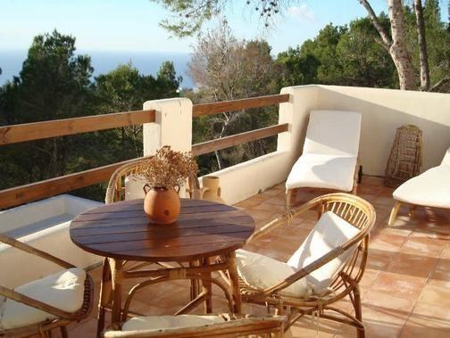 Barandas de terrazas de campo buscar con google otras - Casas con terrazas ...