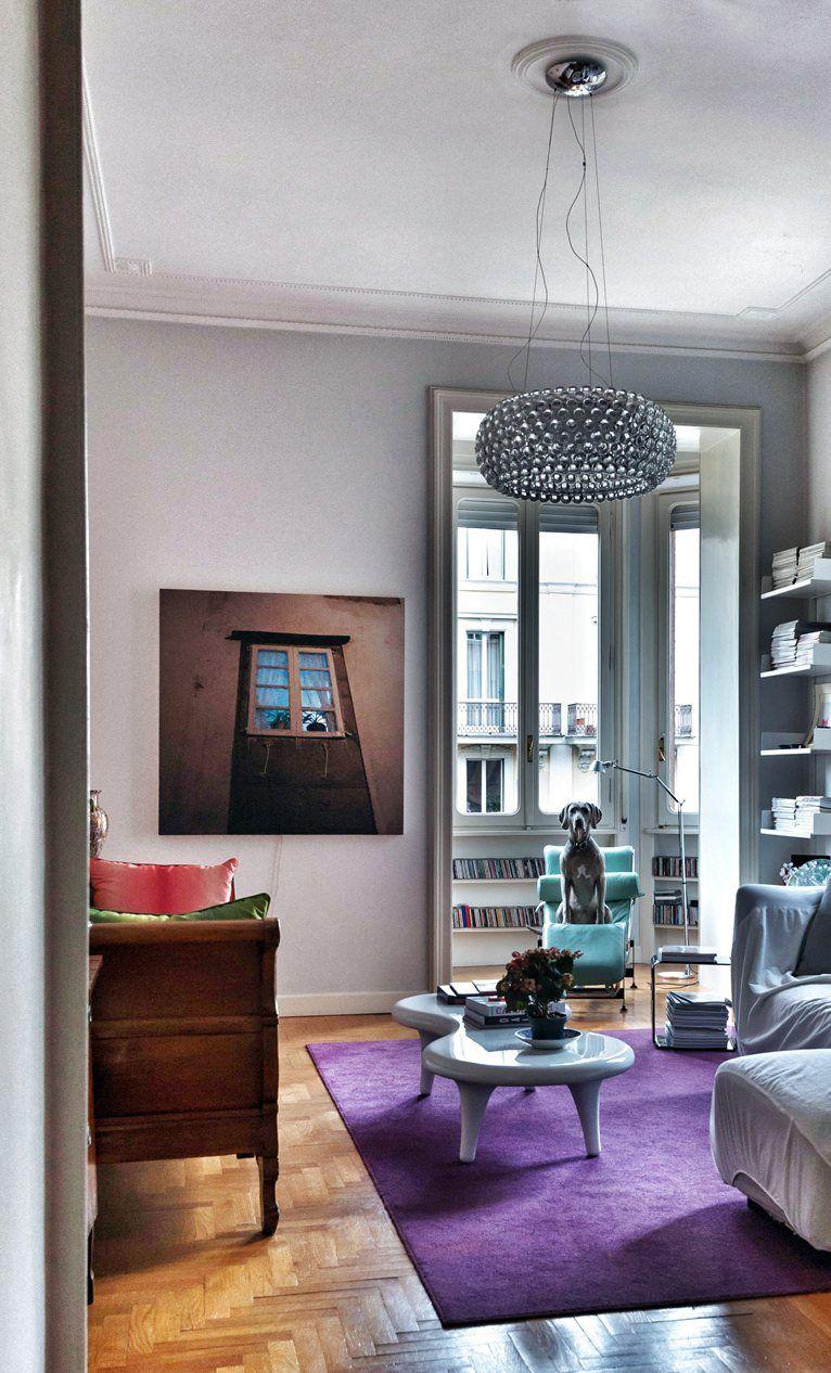 Prati House Ristrutturazione di un appartamento a Roma