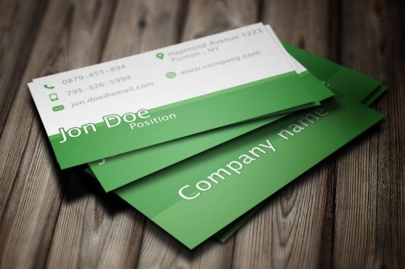 50 best free psd business card templates business card psd green 50 best free psd business card templates designscrazed colourmoves