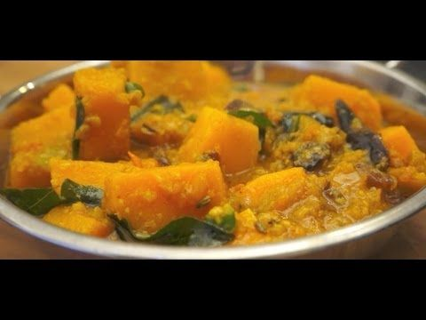 Caribbean style stewed pumpkin pumpkin talkari recipe youtube pumpkin curry with lentil video recipe by bhavna forumfinder Images