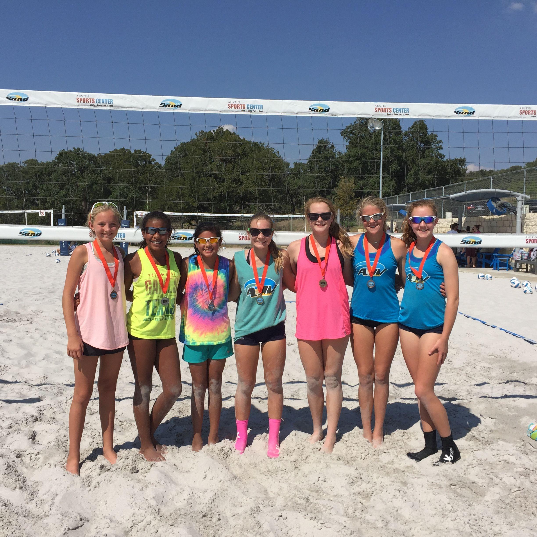 Austin Sports Center Tournaments Sand Tournaments Junior Tournaments South And Cedar Park Volleyball Tournaments Tournaments Volleyball