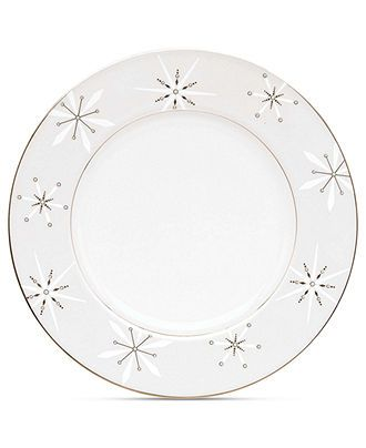 Lenox Federal Platinum Accent Plate - Holiday Dining Sale - Dining \u0026 Entertaining - Macy\u0027s  sc 1 st  Pinterest & Lenox Dinnerware Federal Platinum Holiday Accent Plate - Holiday ...